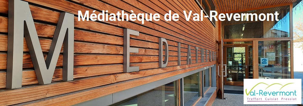 Médiathèque Val-Révermont